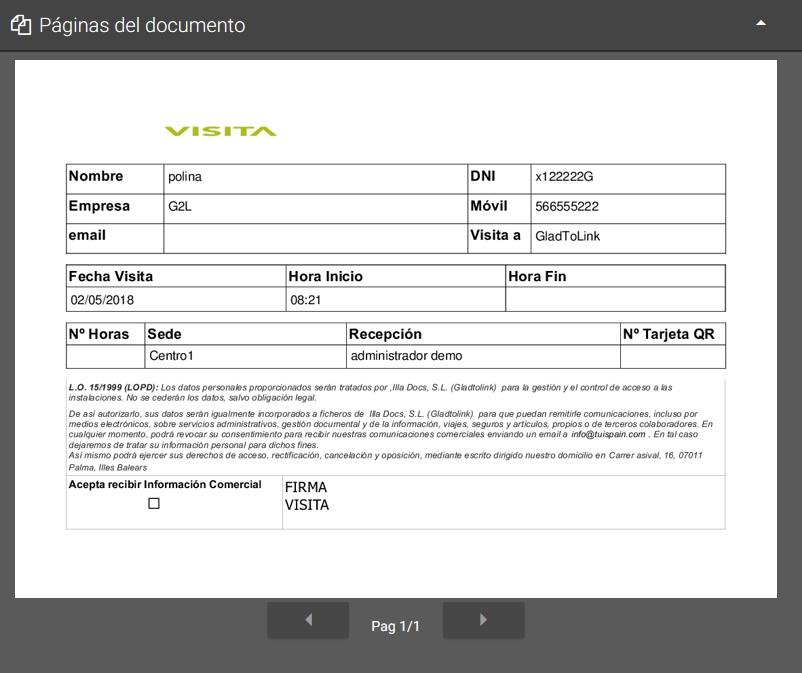 visor capturedata nuevo