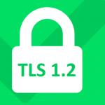 Soporte para TLS 1.2 en el envío de correos